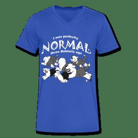 Elles Man - Tshirt - V-hals - SITE
