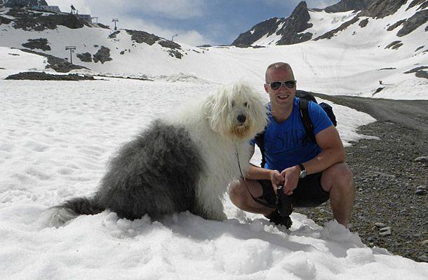 Zomer 2012 Stubaier gletscher